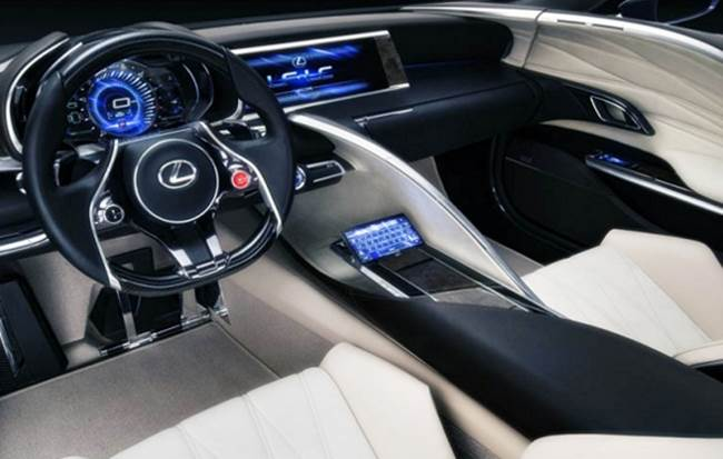 2017 Lexus Ls 460 F Sport Review