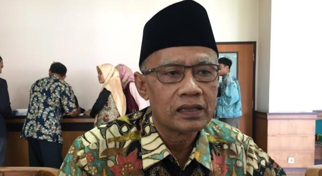 Ketum PP Muhammadiyah Harap Masyarakat Terima Hasil KPU