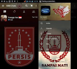 BBM Mod PERSIS SOLO