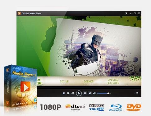 DVDFab Media Player 2.4.3.0 Final,Phần mềm nghe nhạc tuyệt vời ( Hỗ trợ File ISO)