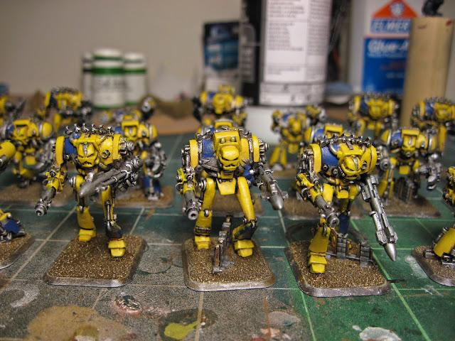 Epic Knight Lancers