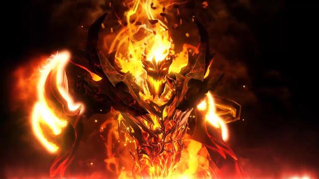 Shadow Fiend Demon Eater Dota2