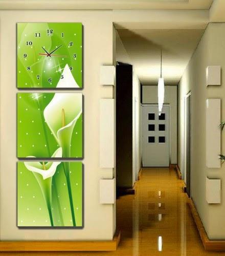 Aneka Dekorasi Hiasan Dinding Rumah Minimalis Modern Minimalis
