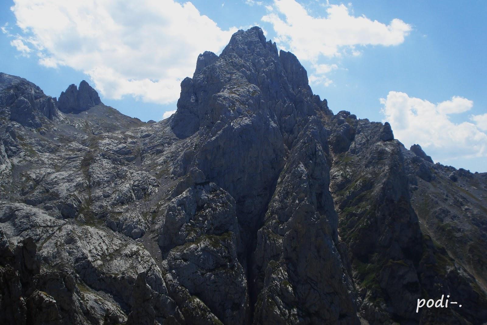 Jermoso, Picos de Europa