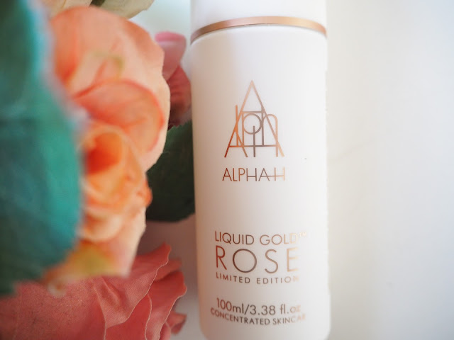 AlphaH Liquid Gold Rose