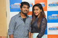 Shravya in skirt and tight top at Vana Villu Movie First Song launch at radio city 91.1 FM ~  Exclusive 138.JPG