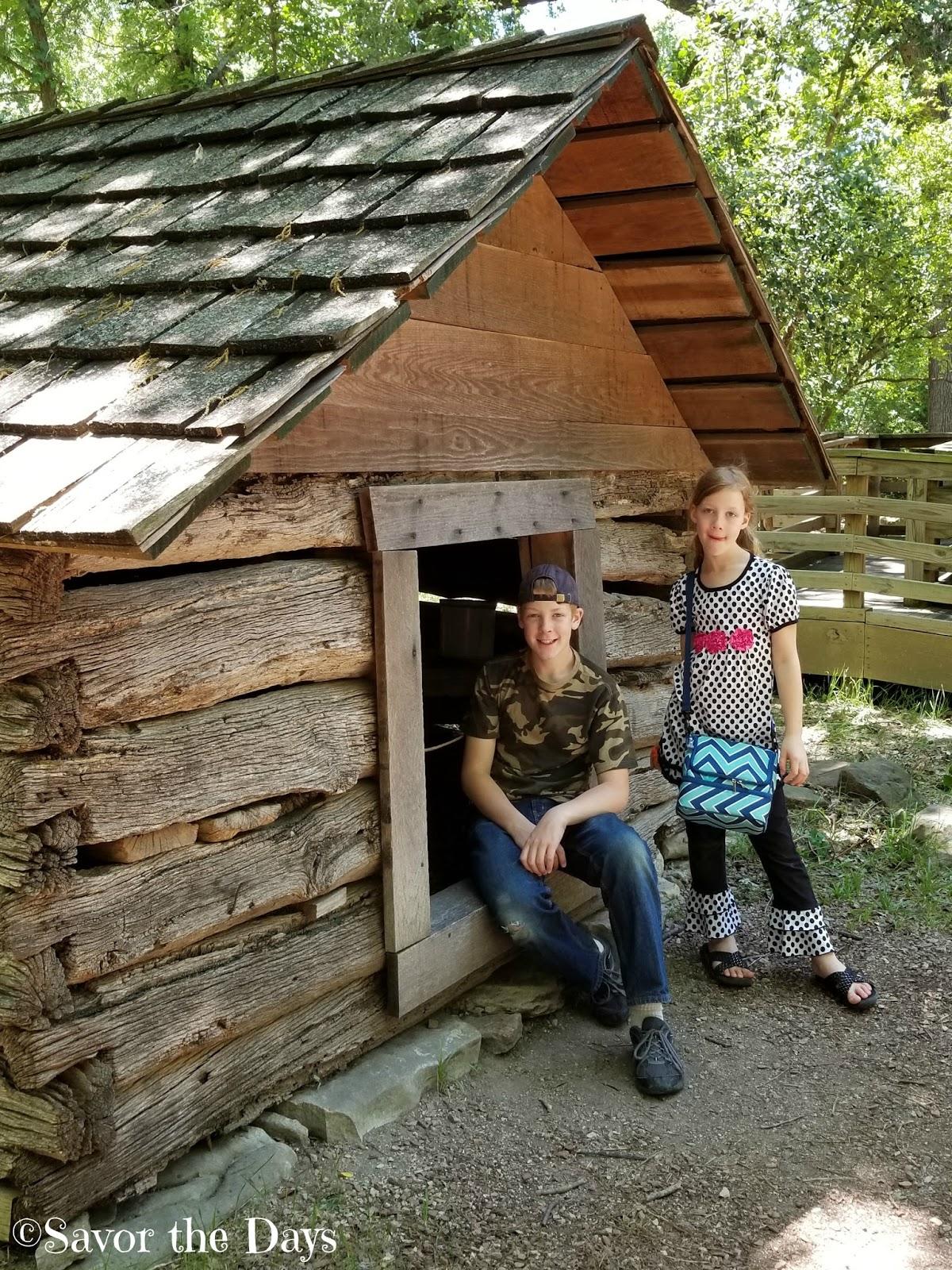 Savor The Days Log Cabin Village Fort Worth Tx