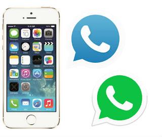Cara Install 2 WhatsApp di iPhone iOS 9 dan 10 Tanpa Jailbreak
