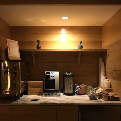 Hotel Vermont coffee bar