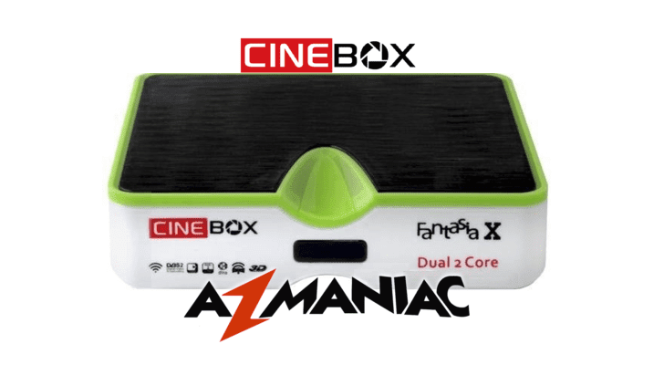 Cinebox Fantasia X Dual Core