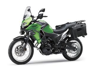 Kawasaki Resmi merilis Versys-X 250