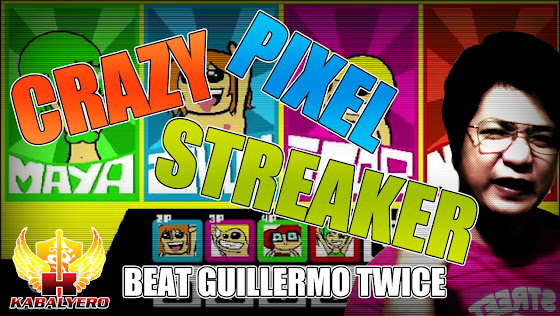 Crazy Pixel Streaker Demo ★ Beat Guillermo Twice