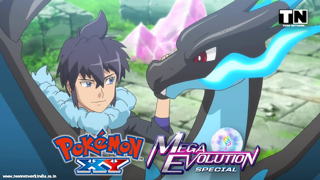 Pokémon XY Mega Evolution Special I HINDI Episode [HD]