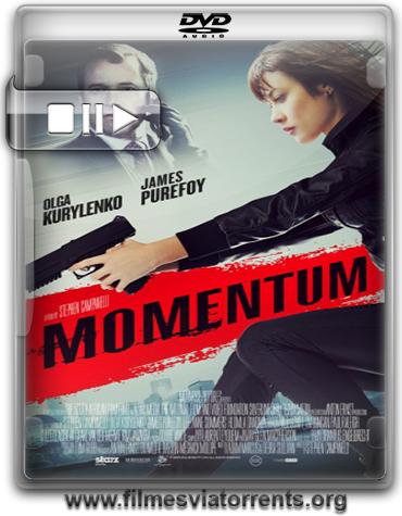 Momentum torrent - HDRip Legendado (2015)