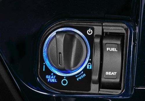 Lock Honda PCX