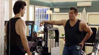 Salman taught Ayush Sharma to workout, ready for Big Boss