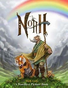 NOAH- A Wordless Picture Book, http://po.st/ApSSV6, NaturalHairlatina, Sweepstakes
