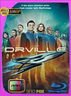 The Orville Temporada 1HD [1080p] Latino [GoogleDrive] SilvestreHD