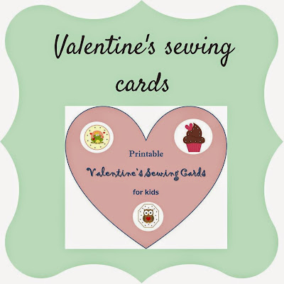 http://keepingitrreal.blogspot.com.es/2015/01/valentines-sewing-cards-for-kids-free.html