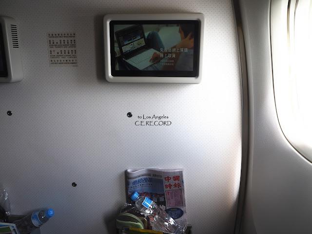 【洛杉磯-機上無敵美景】長途的飛行中,窗外景色的變化,絕對讓人大吃一驚 (圖片為主)