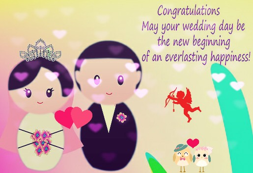 Contoh Greeting Card Wedding Day Download Gambar Online