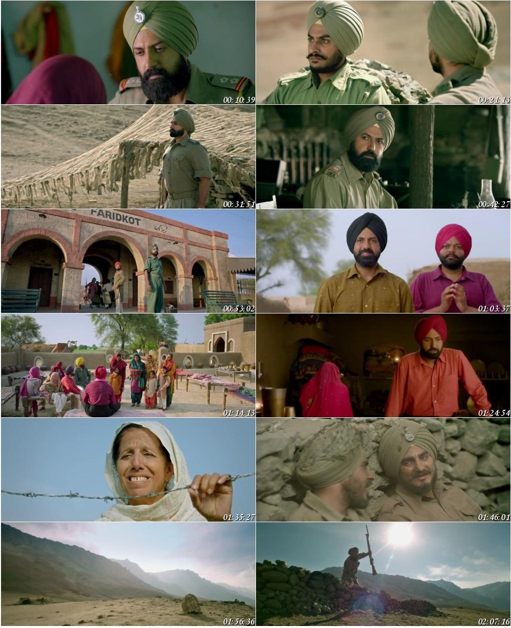 Subedar Joginder Singh punjabi movie