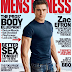 ZAC EFRON COVERS 'MEN'S FITNESS' JUNE 2016