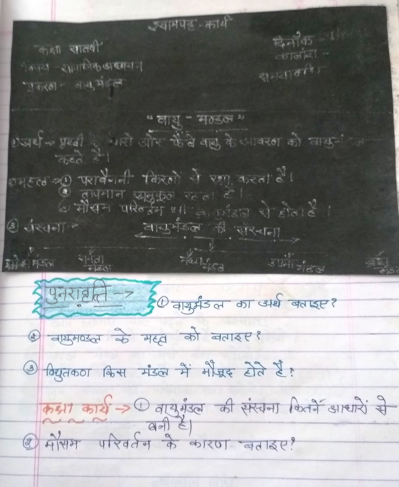 Lesson Plan Of Social Science Topic