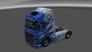 Volvo 2013 Road Ranner Skin