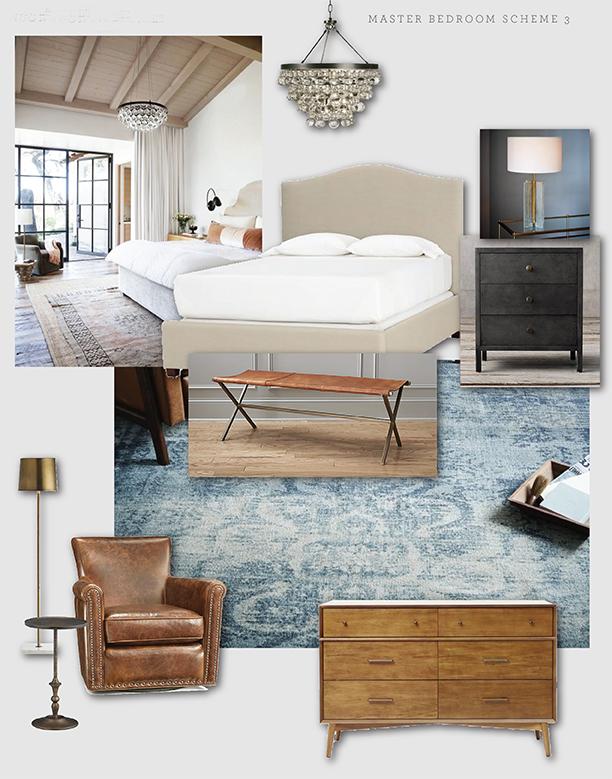 Nest studio urban farmhouse reveal the master bedroom for Urban farmhouse bedroom