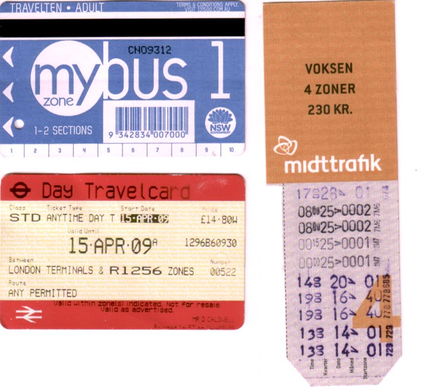 zone 3 bus ticket sydney - photo#5