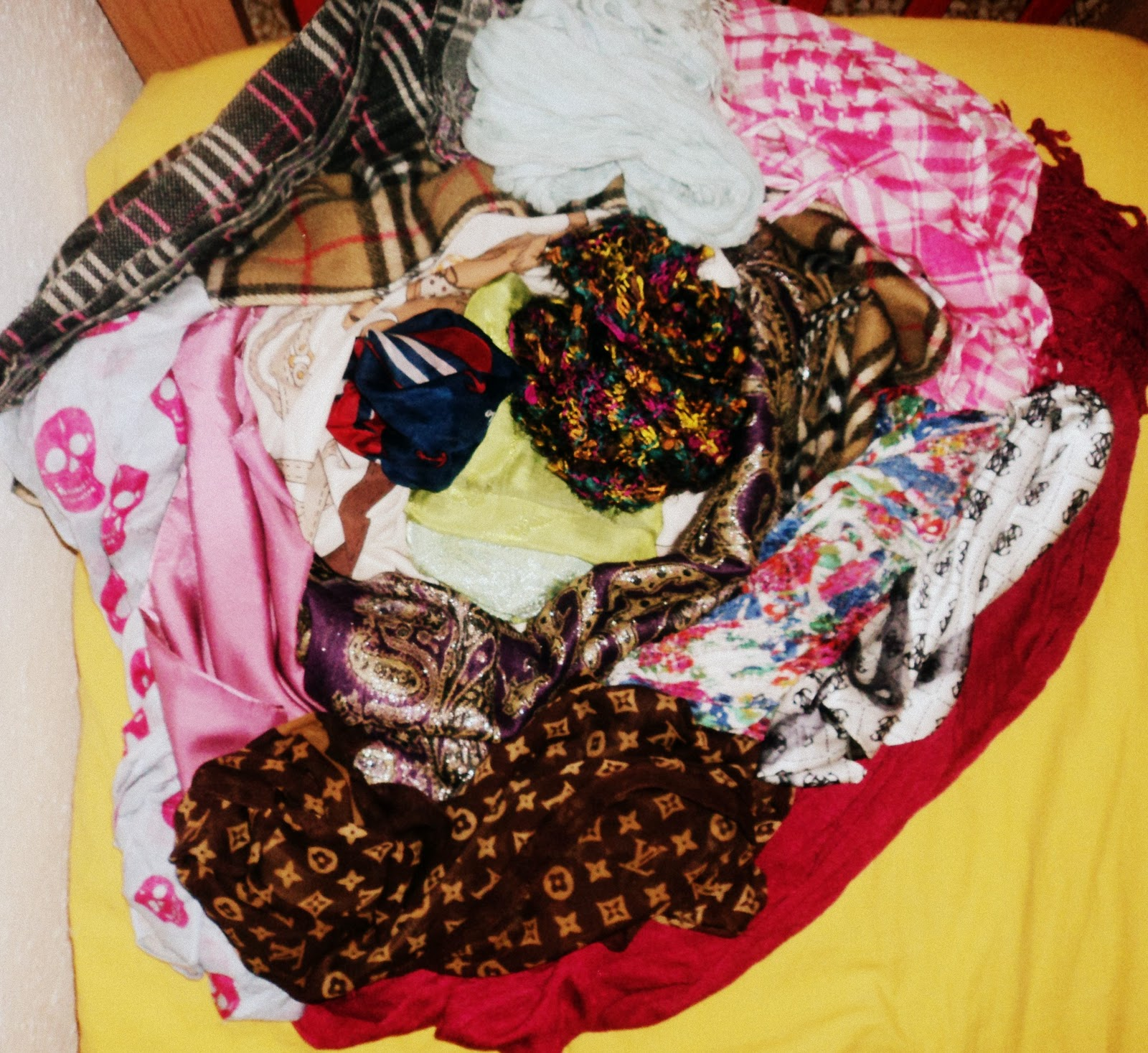 più recente e362a 02002 ✿ Inside Fashion World ✿: Magic scarf and foulard ♡