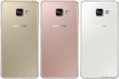 Spesifikasi Terlengkap dan Terbaru Samsung Galaxy A3 2016