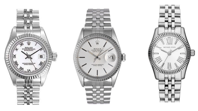 Is Michael Kors Banking on Watches' Similarity to Rolex
