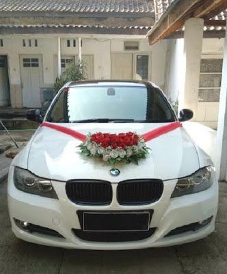 Rental Mobil Pengantin BMW-01
