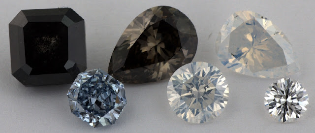 What Are Black Diamonds and How Do They Form?