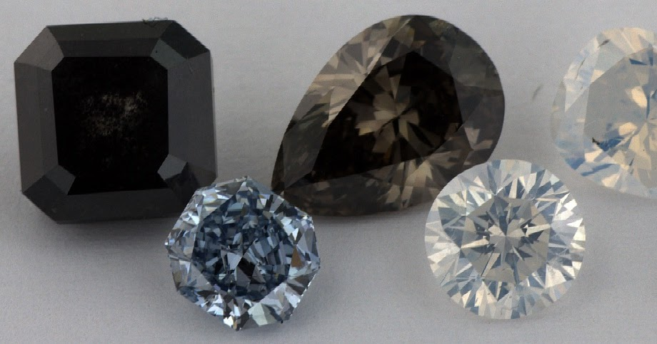 What Are Black Diamonds And How Do They Form