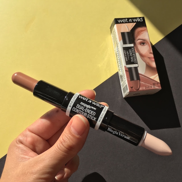 wet n wild dual ended contour stick incelemesi 1