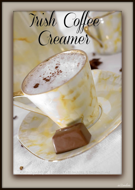Irish Coffee Creamer