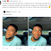 Sharp Babe! See the coded means a Twitter user decided to use in shooting her shot at a handsome man