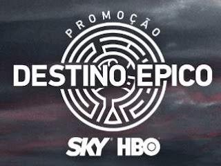 Cadastrar Promoção Sky HBO 2018 Destino Épico Viagens Televisores