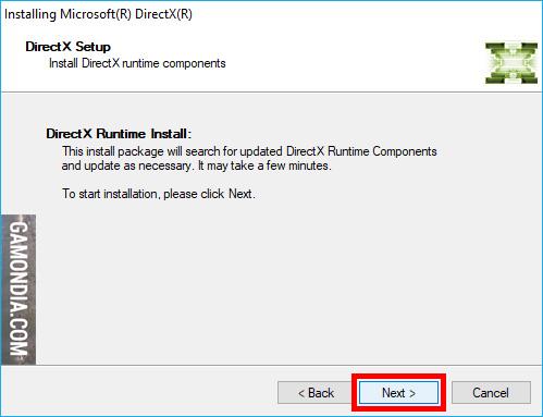 Cara Instal DirctX 9 di Windows 7,8 dan 10 dengan Mudah