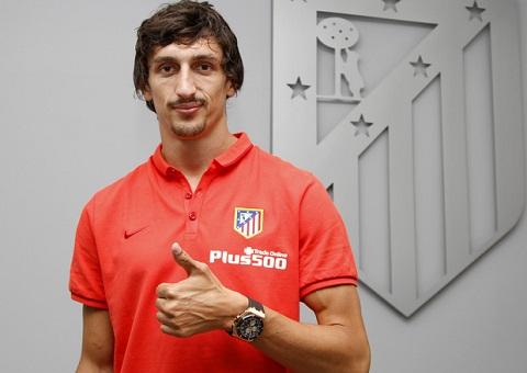 Atletico Madrid chiêu mộ thành công Stefan Savic