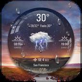Weather Ball Lock Screen APK
