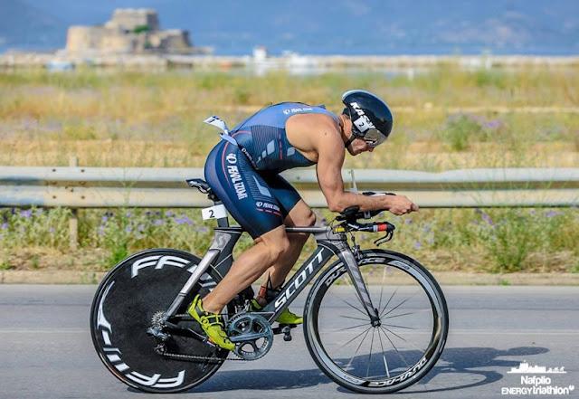 Σπουδαίοι αθλητές του τριάθλου και φέτος στο Nafplio Energy Triathlon