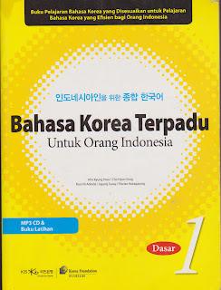 Buku Bahasa Korea Terpadu