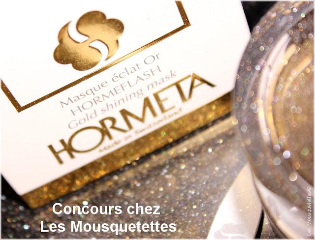 Concours Masque à l'Or chez Les Mousquetettes, un blog beauté pas comme les autres