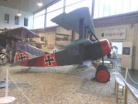 Luftwaffe museum gatow berlin fokker Dr.I