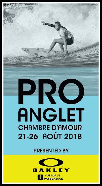 Surf : PRO ANGLET 2018