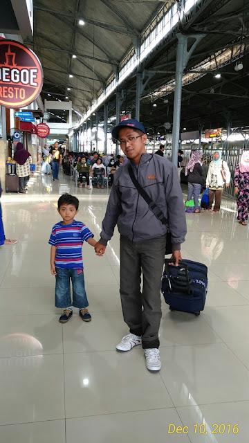 Liburan Akhir Tahun ke Yogyakarta